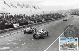 1980 JERSEY - Road Race cars