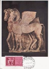 1958 ITALY - Arte Etrusca