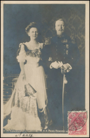 © 1906 NETHERLANDS Queen Wilhelmina