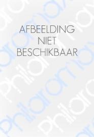 ®® 1962 NVPH 323 NED. ANTILLEN Koningin Juliana Prins Bernhard