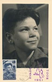 ® 1951 - CATA 574 Jongen in de bouw