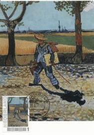 PG033 Van Gogh Painter on his way