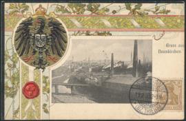 © 1903 - GERMAN REICH - Germania Imperial crown