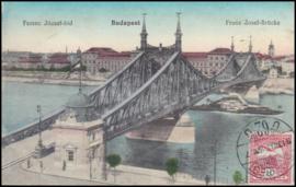 © 1913 - HUNGARY Turul bird