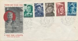 æ E 006 - 1951 Kinderzegels