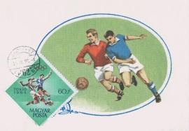 1965 HUNGARY - Soccer