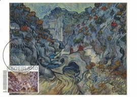 PG051 Van Gogh The Ravine