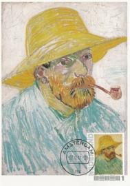 PG001 Van Gogh Self portrait 1887