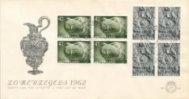 æ E 051 - 1962 Zomerzegels