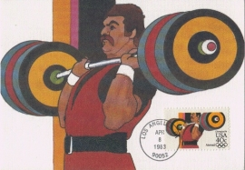 1983 USA - Weightlifting