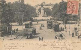 © 1903 - FRANCE Statue of the Republic - Lyon