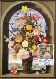 þþþ - Mauritshuis Vaas met bloemen