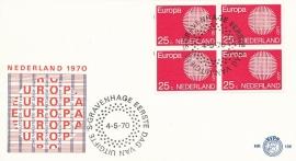 æ E 106 - 1970 Europazegels