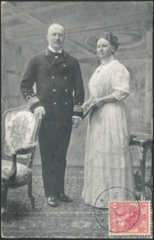 ® 1913 - CATA 60 Koningin Wilhelmina
