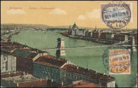 © 1921 - HUNGARY Budapest Parliament