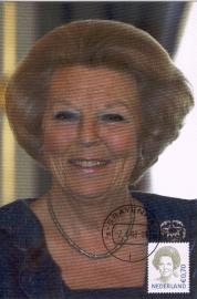 2008 NETHERLANDS Queen Beatrix