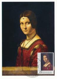 þþ - 2013 Da Vinci La belle Ferronnière