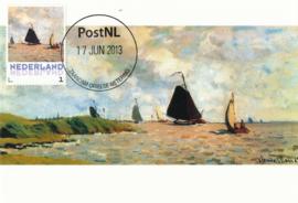 þþ - 2013 Monet Seascape