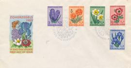 æ E 013 - 1953 Zomerzegels