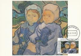 PG041 Van Gogh Two girls 1890