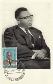 1961 CONGO - President