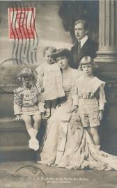 © 1912 - BELGIUM King Albert I
