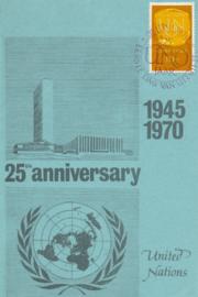 ®®® 1970 - CATA 538 - SURINAME Verenigde Naties