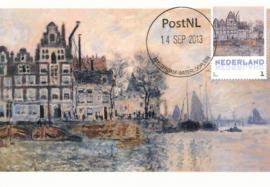 þþ - 2013 Monet View of Amsterdam
