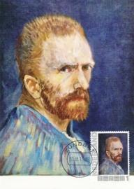 PG020 Van Gogh Self portrait 1887