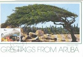1986 ARUBA - Divi Divi tree
