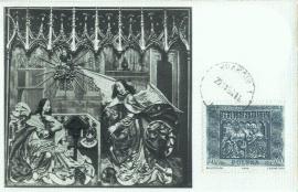 1960 POLAND - Church St. Maria of Krakow