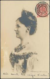 © 1904 NETHERLANDS Queen Wilhelmina