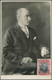 © 1936 - TURKEY President Atatürk