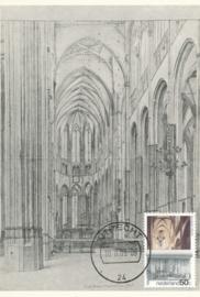 ® 1986 - CATA 1355 Domkerk interieur