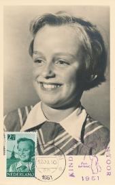 ® 1951 - CATA 573 Meisje met molen