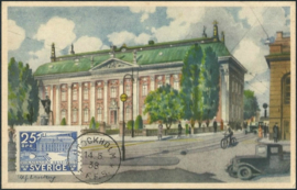 © 1938 - SWEDEN House of Nobility
