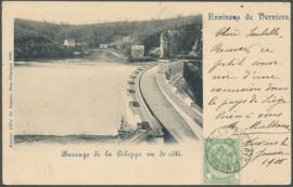 © 1900 - BELGIUM Lion