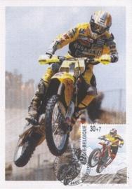 1999 BELGIUM - Motor cycling Cross