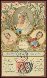 © 1897 - GREAT BRITAIN ********* Queen Victoria