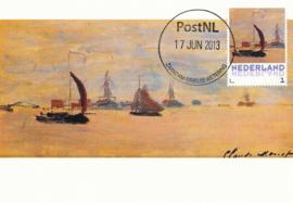 þþ - 2013 Monet View of the Voorzaan