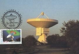 2007 SPAIN - Radiotelescope