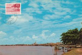 ®®® 1965 - CATA LP42 - SURINAME Marinetrap