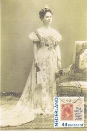 2009 NETHERLANDS Queen Wilhelmina