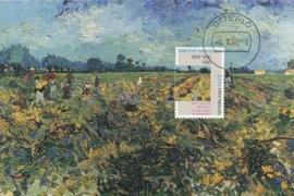 ® 1990 - CATA 1443 Vincent van Gogh Groene wijngaard