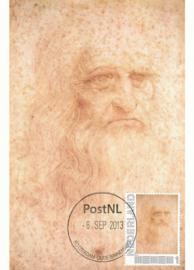 þþ - 2013 Da Vinci Self portrait