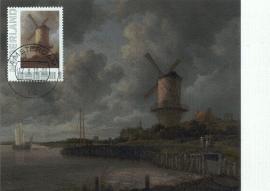 FS023 Rijksmuseum J. van Ruisdael Windmill