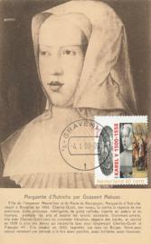 ® 2000 CATA 1877a Margareta van Oostenrijk