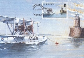 1989 GUERNSEY - Lighthouse