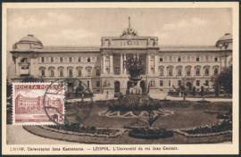 © 1937 - POLAND University Lwow