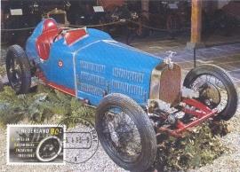 1993 NETHERLANDS Racing car Lombard